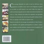 Sushis - 4ème de couverture - Format classique