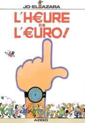 L'Heure De L'Euro - Couverture - Format classique