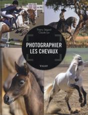 Apprendre à photographier les chevaux - Couverture - Format classique