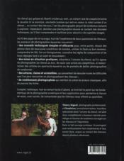Apprendre à photographier les chevaux - 4ème de couverture - Format classique