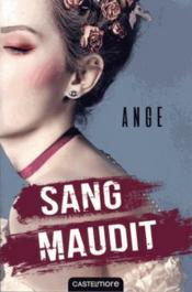 Sang maudit - Couverture - Format classique