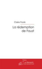 La redemption de Faust - Couverture - Format classique