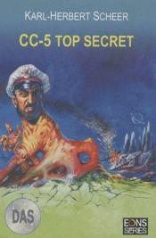 Cc-5 top secret - Couverture - Format classique