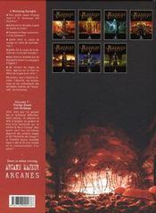 L'histoire secrète T.7 ; Notre-Dame des Ténèbres - 4ème de couverture - Format classique