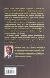 Travailler Sans Y Laisser Sa Peau - 4ème de couverture - Format classique