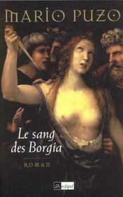 Le sang des borgia - Intérieur - Format classique