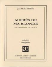 Aupres de ma blonde - Couverture - Format classique
