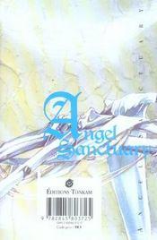 Angel sanctuary t.7 - 4ème de couverture - Format classique