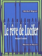 Reve De Lucifer -De Stockhausen - Intérieur - Format classique