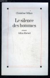 Le silence des hommes - Couverture - Format classique