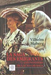 La saga des emigrants t.5 les pionniers... - Intérieur - Format classique