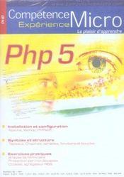 Competence Micro ; Php 5 - Intérieur - Format classique