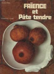 Faience Et Pate Tendre - Couverture - Format classique