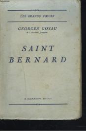 Saint Bernard - Couverture - Format classique