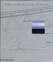 Renzo piano building workshop t.3 - Intérieur - Format classique