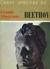 Chefs D'Oeuvres De L'Art N°25 - Grands Musiciens - Beethoven (Vii) - Couverture - Format classique