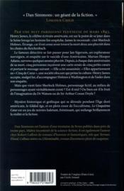 Le cinquieme coeur - 4ème de couverture - Format classique