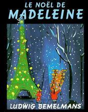 Le Noël de Madeleine - Couverture - Format classique