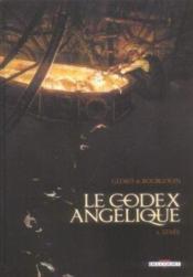 Le codex Angélique t.1 ; Izaël - Couverture - Format classique