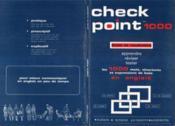 Check Point T.1 Guide Du Vocabulaire - Couverture - Format classique