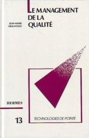 Le management de la qualite - Couverture - Format classique