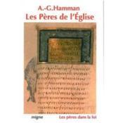 Les peres de l'eglise (pdf n 1) - Couverture - Format classique