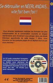 Se débrouiller en néerlandais vite fait bien fait - Intérieur - Format classique