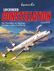 Lockheed constellation - Couverture - Format classique