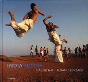 India notes - Intérieur - Format classique