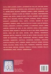 Histoire De L'Architecture De L'Antiquite - 4ème de couverture - Format classique