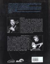 L'esprit manouche ; périple au pays de la guitare jazz - 4ème de couverture - Format classique