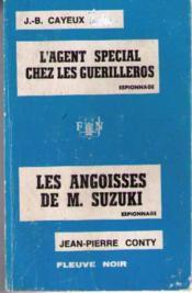 L'agent special chez les guerilleros -et -les angoisses de m. suzuki - Couverture - Format classique