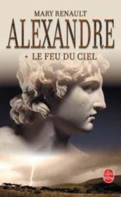 Alexandre, le feu du ciel tome 1 - Couverture - Format classique