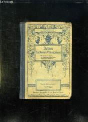Belles Lectures Francaises. Cours Elementaire. Lectures Courantes, Expliquees, Recits Dramatiques. - Couverture - Format classique