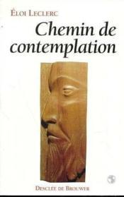 Chemin de contemplation - Couverture - Format classique