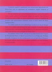 The US in a Nutshell (3e édition) - 4ème de couverture - Format classique
