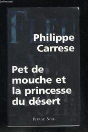 Pet De Mouche Et La Princesse - Couverture - Format classique