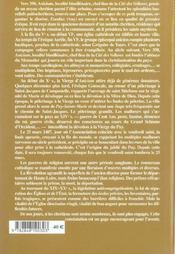 Le diocèse du Puy-en-Velay, des origines à nos jours - 4ème de couverture - Format classique
