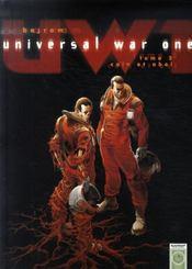 Universal war one t.3 ; Caïn et Abel - Intérieur - Format classique