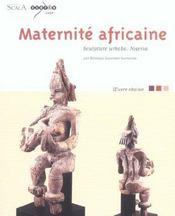 Maternite africaine, sculpture urhobo, nigeria - Intérieur - Format classique