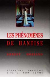 Les Phenomenes De Hantise - Couverture - Format classique