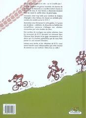 Histoires de VTT t.1 ; on the rock - 4ème de couverture - Format classique