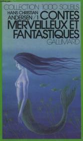 N° 1 : Contes Merveilleux Et Fantastiques. Collection : 1 000 Soleils. - Couverture - Format classique