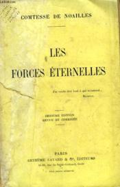Les Forces Eternelles. - Couverture - Format classique