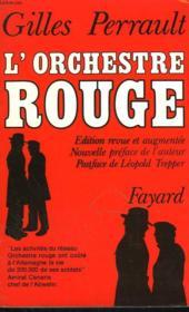 L'Orchestre Rouge. - Couverture - Format classique