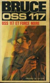 Oss 117 Et Force Noire - Couverture - Format classique