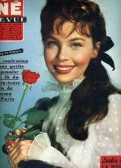 Cine Revue France - 37e Annee - N° 35 - Le Jeune Etranger - Couverture - Format classique