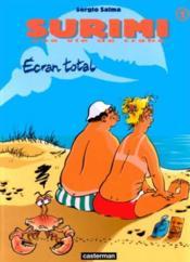 Ecran Total - Couverture - Format classique