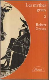 Les Mythes Grecs T.2 - Couverture - Format classique