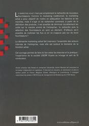 Marketing achat - 4ème de couverture - Format classique